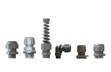 Picture for category Plastic Cable Glands