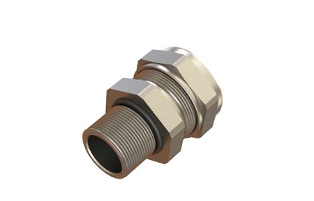 Picture for category Cable Glands (Metal), Single Compression, ; for Non-armoured Cables
