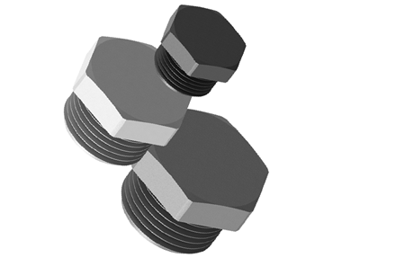 Picture for category Hexagonal Plugs, 4J-Impact