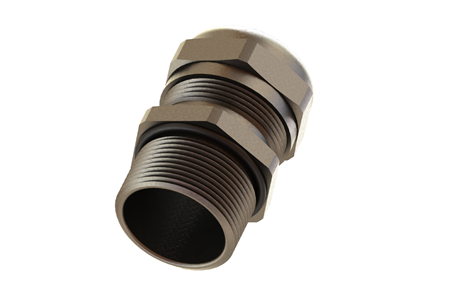 Picture for category Standard Cable Glands with Thread, Brass