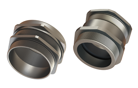 Picture for category Compression Type Cable Glands, Brass