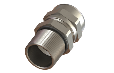 Picture for category Compression Type Cable Glands (Octans), Brass