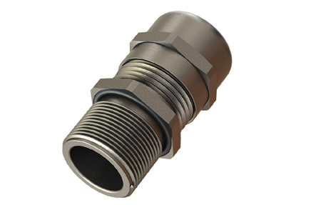 Picture for category EMC 4 Cable Glands, Brass