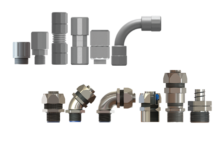 Picture for category Conduit Fittings