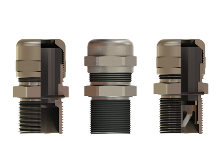 Picture for category Cable Glands (Metal)