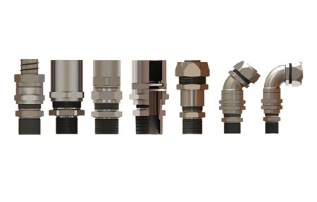 Picture for category Conduit Fittings (Metal)