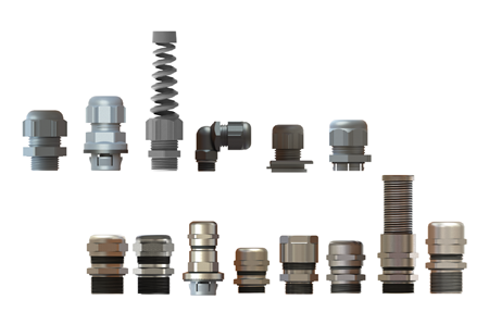 Picture for category Cable Glands for Industrial Applications